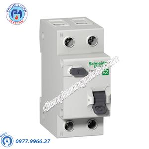 Easy9 RCBO 1P+N 4.5kA 30mA 25A - Model EZ9D34625