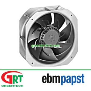 EBMPapst W2S130-AA03-21 | Quạt tản nhiệt W2S130-AA03-21 | Fan W2S130-AA03-21 | EBMPapst vietnam