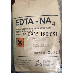 Ethylendiamin tetraacetic acid EDTA