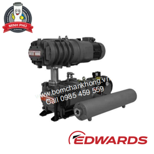 EDWARDS Drystar 80/EH500F PFPE SSP (24vac Solenoid) Silencer Wall Mount MCM 208V 60 Hz