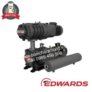 EDWARDS Drystar 80/EH500F PFPE SSP (24vac Solenoid) Silencer Wall Mount MCM 460V 60 Hz