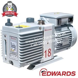 EDWARDS E1M18 100/200V, 1-ph, 50Hz or 100-105/200-210V, 1-ph, 60Hz