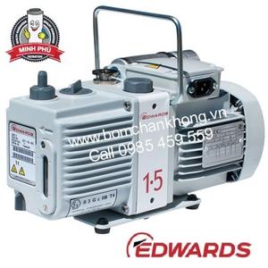 EDWARDS E2M1.5 100-120V, 1-ph, 50/60Hz, IEC 60320 connectors