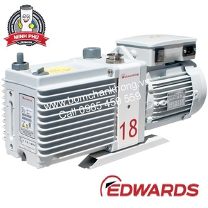 EDWARDS E2M18 FX 100/200V, 1-ph, 50Hz or 100-105/200-210V, 1-ph, 60Hz