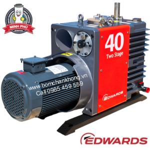 EDWARDS E2M40 FX IE3 50/60HZ 380-400V 50HZ, 230 / 460V 60HZ
