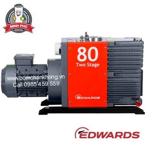 EDWARDS E2M80 FX IE3 50/60HZ 380-400V 50HZ, 230 / 460V 60HZ