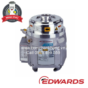 EDWARDS EPX180L Dry Pump 400V LAM TIM 3/8 water connectors