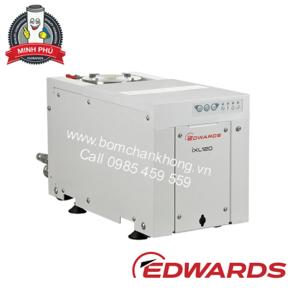 EDWARDS iXL120 E 200-460V 1/4 QC Water Fittings