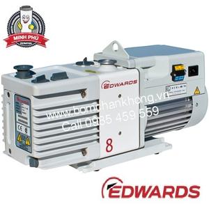EDWARDS PFPE RV8 200-220/380-415V, 3-ph, 50Hz, and 200-230/460V, 3-ph, 60Hz