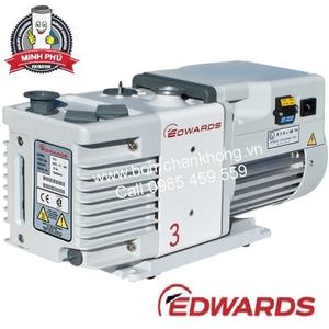 EDWARDS RV3 200-220/380-415V, 3-ph, 50Hz and 200-230/460V, 3-ph, 60Hz