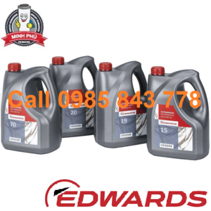 EDWARDS ULTRA GRADE 20 VACUUM PUMP OIL
