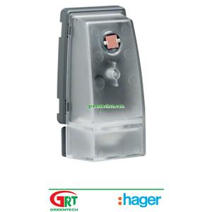 EE003   Hager   Cảm biến quang EE003   Photocell EE003   Hager Vietnam
