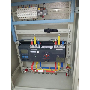 Tủ chuyển đổi nguồn ATS-3p-160A