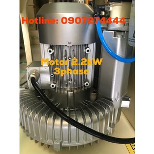 Máy hút bụi chuyên dụng 3 pha HiClean HC 220