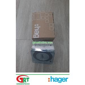 EH711   Hager EH711   Đồng hồ   Hager Vietnam