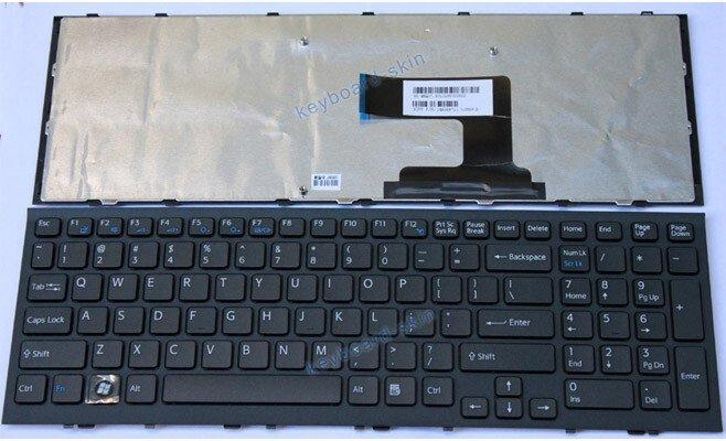bàn phím laptop sony el trắng