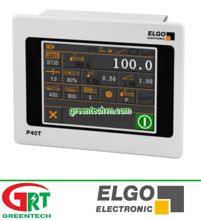 Elgo P40TW-002-024-15-22-C8XX | Màn hình hiển thị Elgo P40TW-002-024-15-22-C8XX