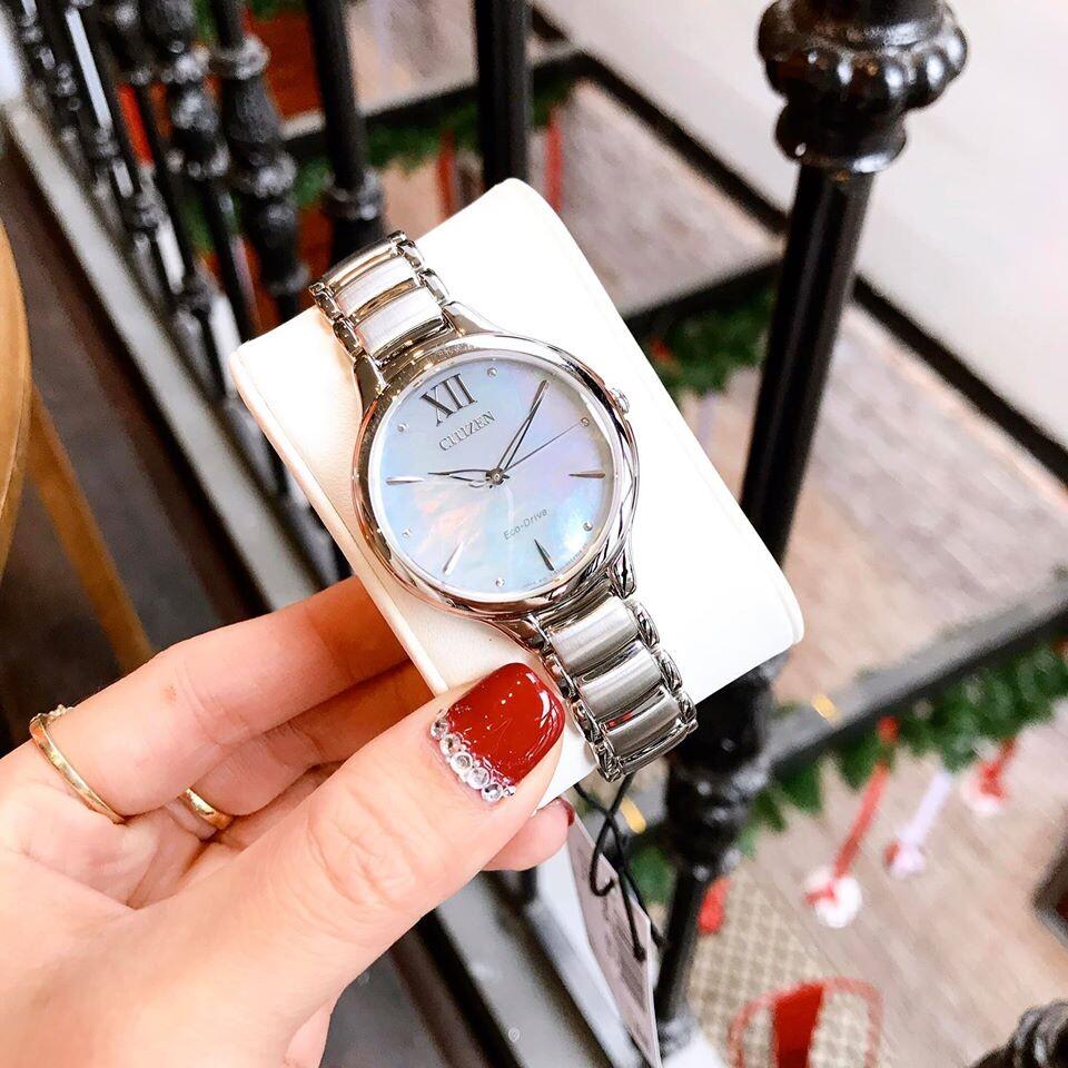 Đồng hồ nữ Citizen EM0550-83N