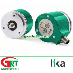 EM58 TA | Lika | Bộ mã hóa vòng xoay | Multi-turn rotary encoder / absolute /hollow-shaft