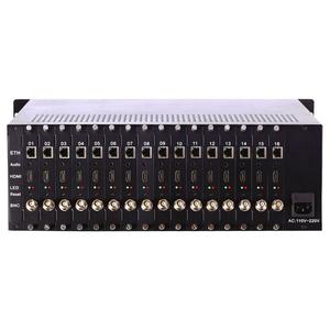 ENCODER 16 IN 1 HDMI & AV TO IPTV VT-7116HA