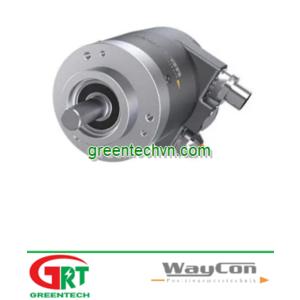 Encoder Absoluto CANopen | Absolute rotary encoder | Bộ mã hóa quay tuyệt đối | WayCon Việt Nam