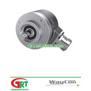 Encoder Absoluto SSI | Absolute rotary encoder | Bộ mã hóa quay tuyệt đối | WayCon Việt Nam