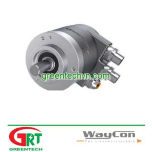Encoder Profinet | Absolute rotary encoder | Bộ mã hóa quay tuyệt đối | WayCon Việt Nam