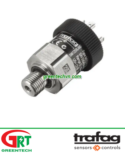 EPI 8287   Relative pressure transmitter   Máy phát áp suất tương đối   Trafag Việt Nam