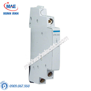Timer 24h Hager - Model EPN050 dòng Latching Relay