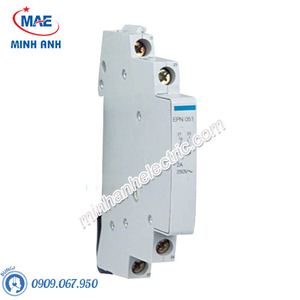 Timer 24h Hager - Model EPN051 dòng Latching Relay