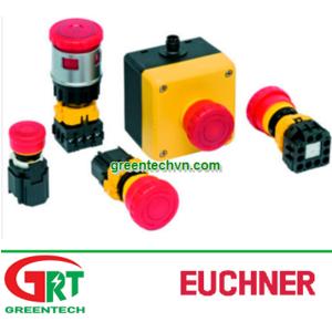 Euchner ES   Công tắc dừng khẩn Euchner ÉS   Mushroom switch / emergency stop ES