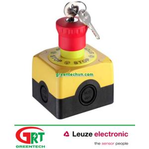 ESB200   Leuze   Công tắc dừng khẩn   Key lock switch / emergency stop   Leuze Vietnam