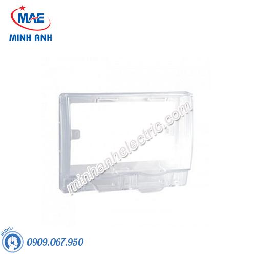 Hộp che phòng thấm nước cho mặt đôi, loại vuông, IP55-Series ESM - Model ET223R_TR