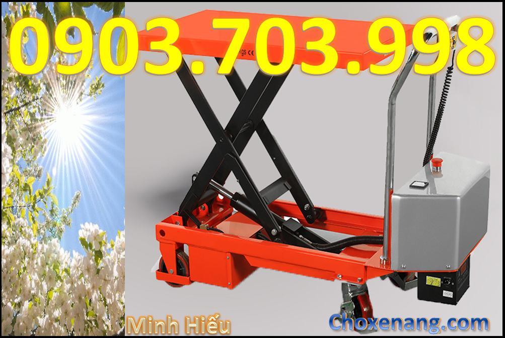 BÀN NÂNG ĐIỆN 350KG/900MM