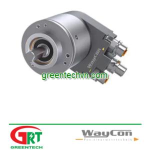 EtherCAT | Absolute rotary encoder | Bộ mã hóa quay tuyệt đối | WayCon Việt Nam