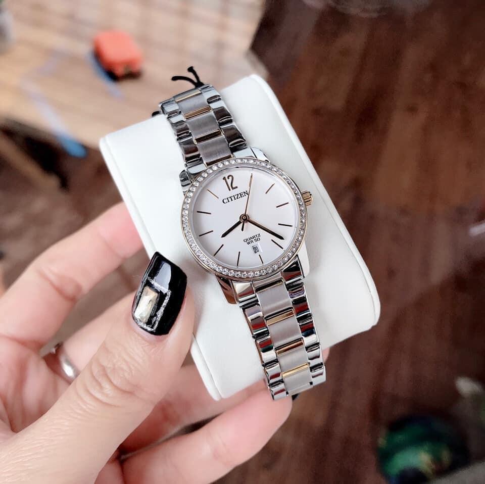 Đồng hồ nữ Citizen EU6038-89A