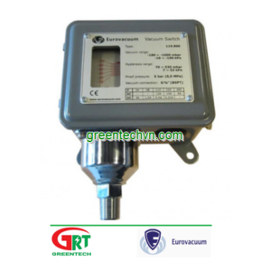 Eurovacuum Type: 119.800 | Cảm biến áp suất chân không Eurovacuum Type: 119.800 | Vaccuum Sensor Eurovacuum Type: 119.800