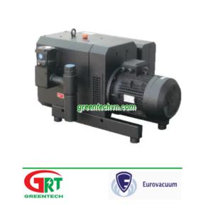 EVC series | Rotary vane vacuum pump | Bơm chân không cánh quay | Eurovacuum Việt Nam