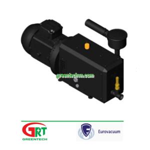 EVCP series| Rotary vane vacuum pump| Bơm chân không cánh quay | EurovacuumViệt Nam