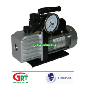 EVD-VE series | Rotary vane vacuum pump | Bơm chân không cánh quay | Eurovacuum Việt Nam