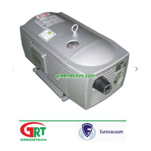 EVDR series | Rotary vane vacuum pump | Bơm chân không cánh quay | Eurovacuum Việt Nam