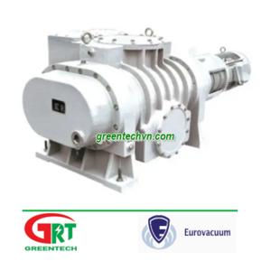 EVR series | Roots vacuum pump | Bơm chân không rễ | Eurovacuum Việt Nam