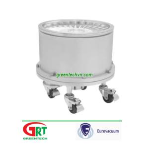 EVT series | Turbomolecular vacuum pump | Bơm chân không phân tử Turbomolecular | Eurovacuum Việt Nam