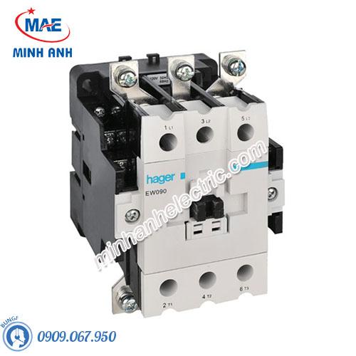 Contactor Hager Model EW090_C - Thiết bị khởi động từ