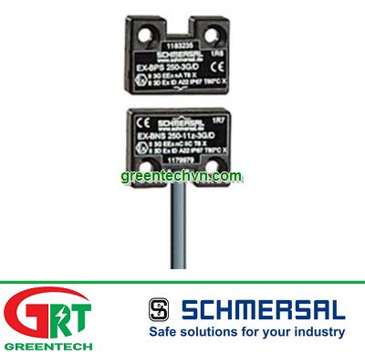 EX-BNS-250-11Z-3 | Schmersal EX-BNS-250-1| Cảm biến an toàn EX-BNS-250-11Z-3G/D | Safety Sensor