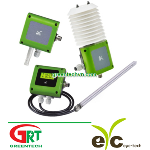 EYC THS30X Series Multifunction Temperature & Humidity Transmitter (indoor/duct/remote/outdoor)