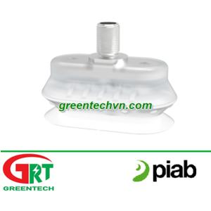 F-OB 30x60 Silicone ren G1/8   Núm hút chân không cho thực phẩm   Giác hút khí   Piab Vietnam