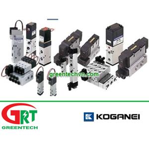 F10M14AJ | Koganei | F10M14AJ | Van điện từ Koganei | Solenoid Valve F10M14AJ
