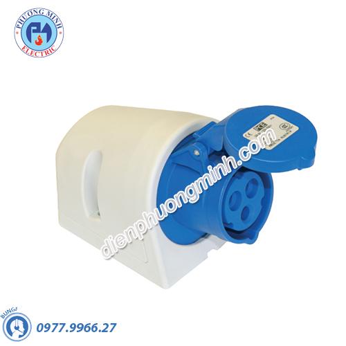 Ổ cắm gắn nổi loại không kín nước - Model F125-6