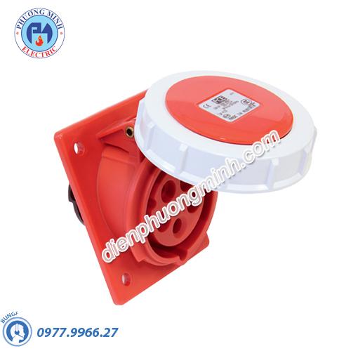 Ổ cắm gắn âm loại kín nước dạng nghiêng - Model F4142-6F78